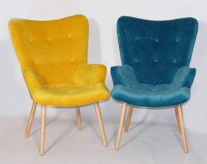 Stunning Fauteuil Retro Jaune Ideas - Joshkrajcik.us - joshkrajcik.us