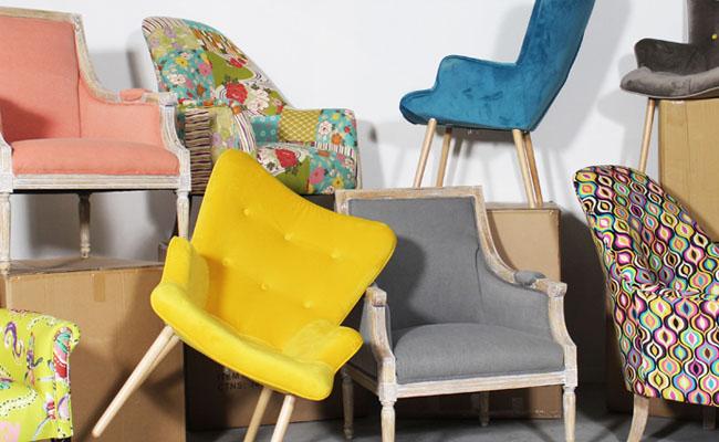 les nouveaux fauteuils made in meubles. Black Bedroom Furniture Sets. Home Design Ideas