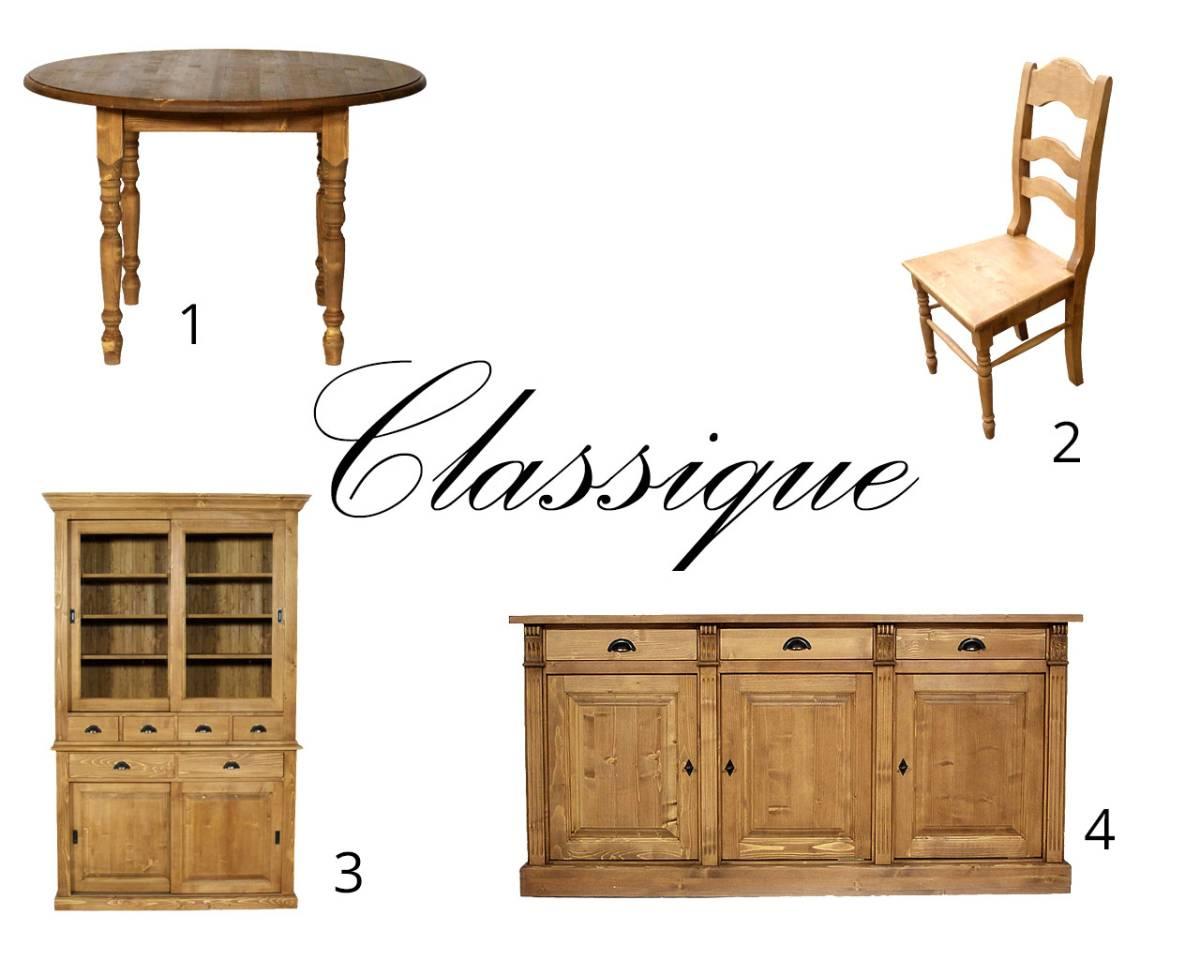 s lection de meubles en bois pour salle manger. Black Bedroom Furniture Sets. Home Design Ideas