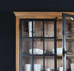 Bien choisir son vaisselier - Vaisselier bois et metal ...