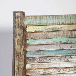 La gamme bois recycl made in - Tete de lit en bois de recuperation ...
