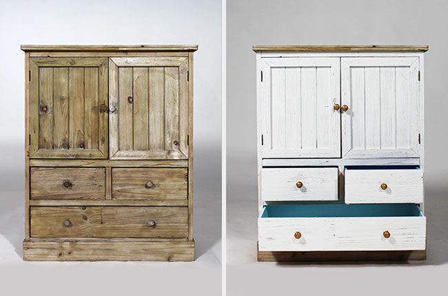 Diy customiser un meuble en bois le blog d co de made in meubles for Peindre les meubles en bois