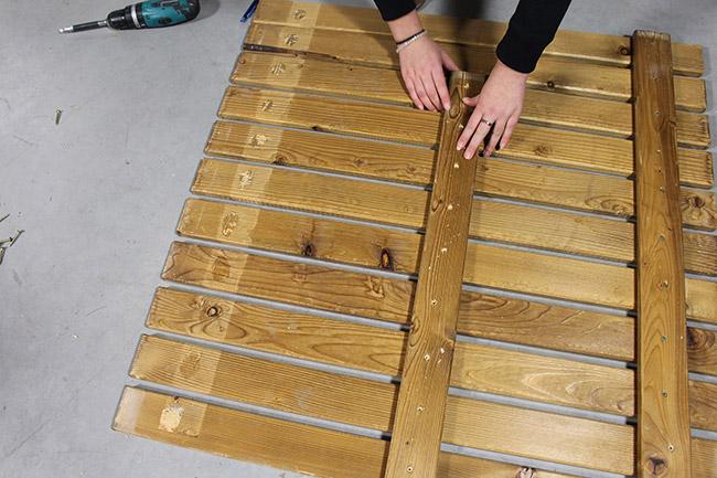 Tutoriel comment faire un sapin en boisle blog d co de made in meubles - Comment faire un sapin en bois ...