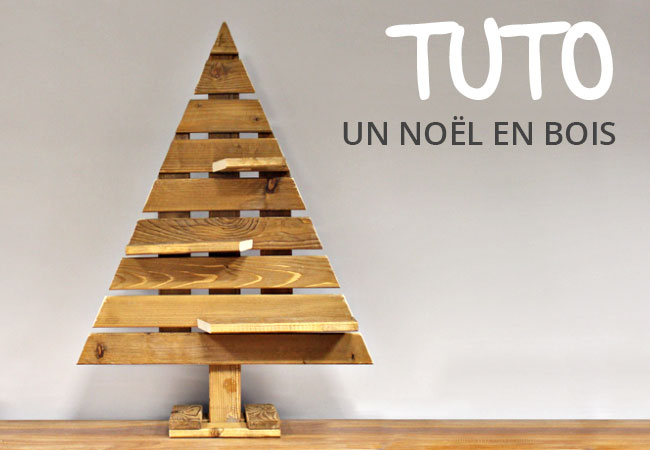 tutoriel comment faire un sapin en bois. Black Bedroom Furniture Sets. Home Design Ideas