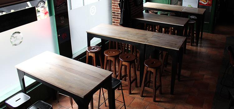 professionnels restaurants h tels bars made in meubles. Black Bedroom Furniture Sets. Home Design Ideas