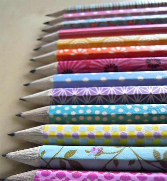 crayons-washi