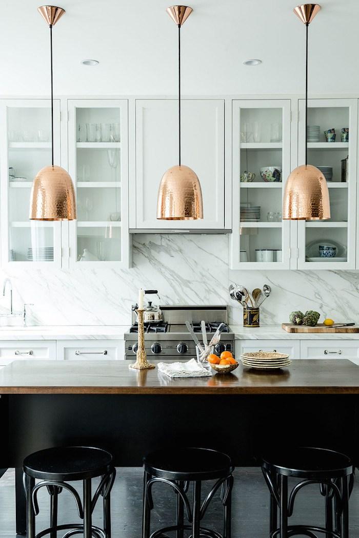 5 conseils pour une petite cuisine - Meuble etagere cuisine ...