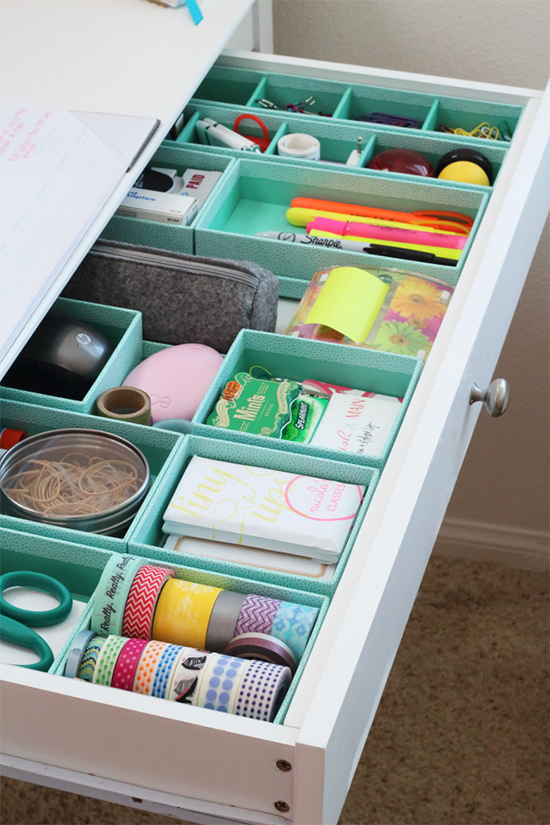 organiser-tiroirs