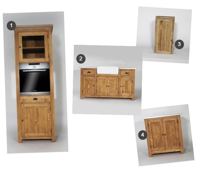 5 conseils pour une petite cuisinele blog d co de made in - Petit meuble bas cuisine ...