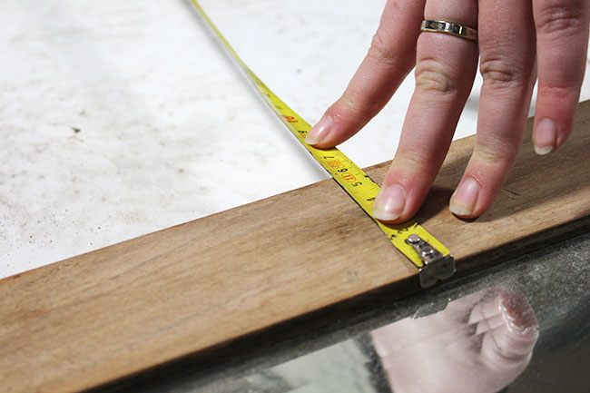 mesurer meuble