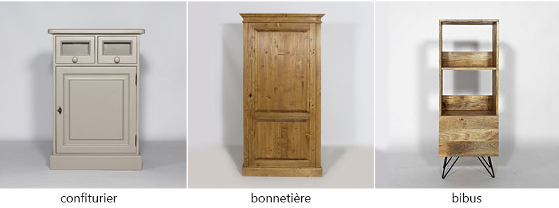 d finition de chiffonnier semainier bonneti re le blog d co de made in meubles. Black Bedroom Furniture Sets. Home Design Ideas