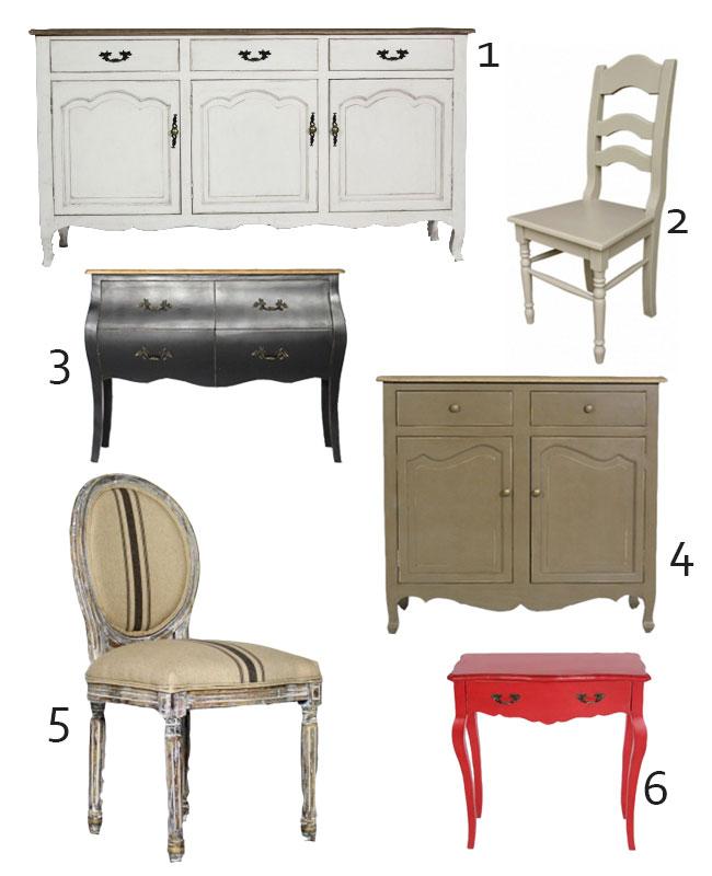 Inspiration d co baroque et moderne blog made in meublesle blog d co de mad - Made in meubles avis ...