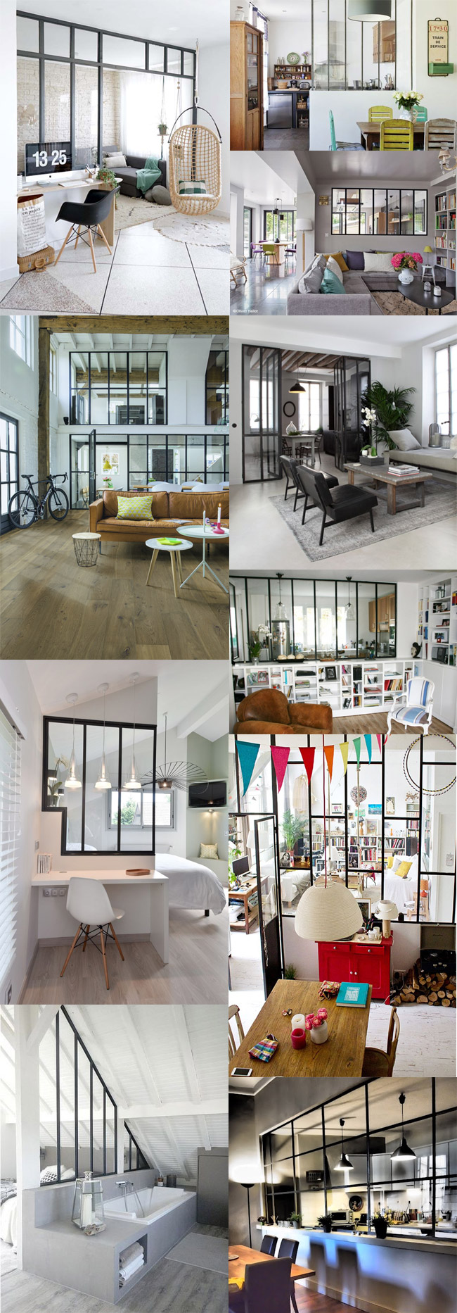Id e d co verri re d 39 int rieur blog d co made in meubles - Verrieres interieur ...