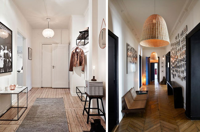 Idee Amenagement Couloir. Beautiful Idee Amenagement Couloir With ...