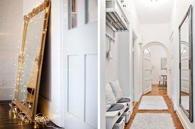 conseils d co pour le couloir d une entr e blog d co mim. Black Bedroom Furniture Sets. Home Design Ideas