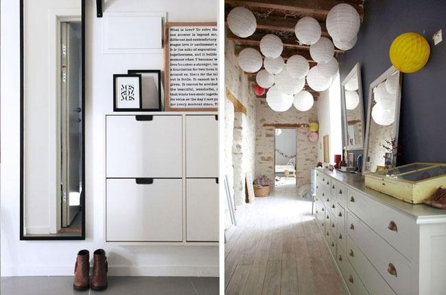 Conseils d co pour le couloir d une entr e blog d co mim for Peindre une entree et un couloir