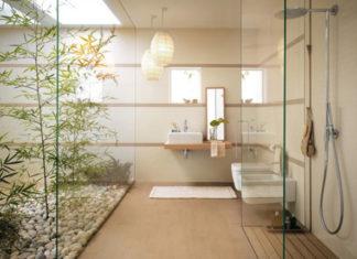 salle bain naturel