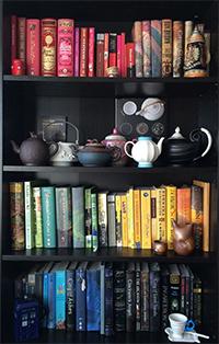id es de biblioth ques originales pour les amoureux de lecture le blog d co de made in. Black Bedroom Furniture Sets. Home Design Ideas