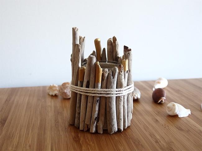 10 id es d co r aliser avec du bois flott le blog d co de made in meubles - Branches bois flotte ...
