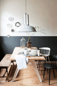 salle manger scandinave