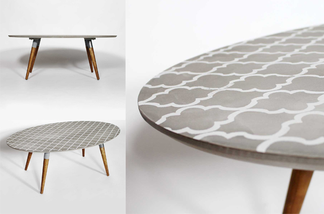 Idee table basse originale for Idee table basse recup