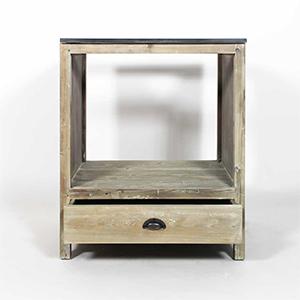 Guide entretien pour meubles de cuisine - Meuble bas four plaque ...