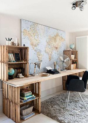 Donner un style industriel a un meuble