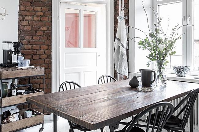 Id es d co pour une cuisine vintage le blog d co de made in meubles - Meubles cuisine vintage ...
