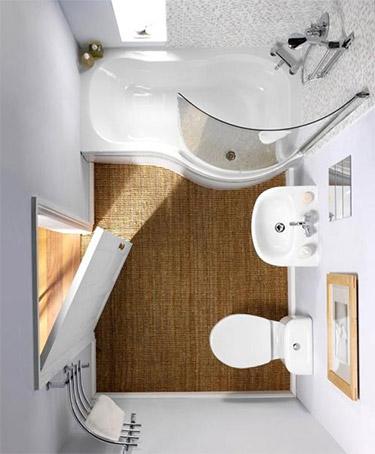 Conseils déco pour aménager une petite salle de bain