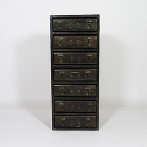 bureau industriel nos id es d co made in meubles. Black Bedroom Furniture Sets. Home Design Ideas