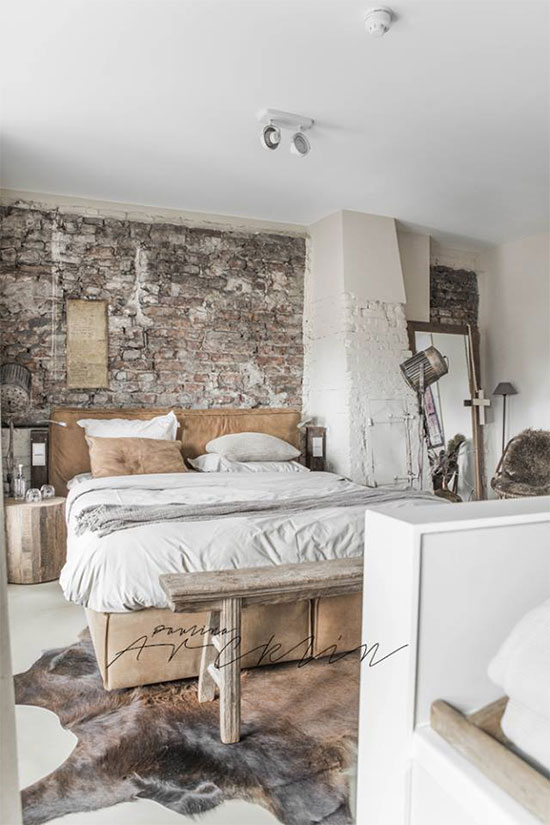 10 conseils pour une d co de chambre vintage made in meublesle blog d co de made in meubles. Black Bedroom Furniture Sets. Home Design Ideas