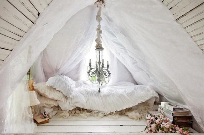 10 conseils pour une déco de chambre vintage - Made in Meubles