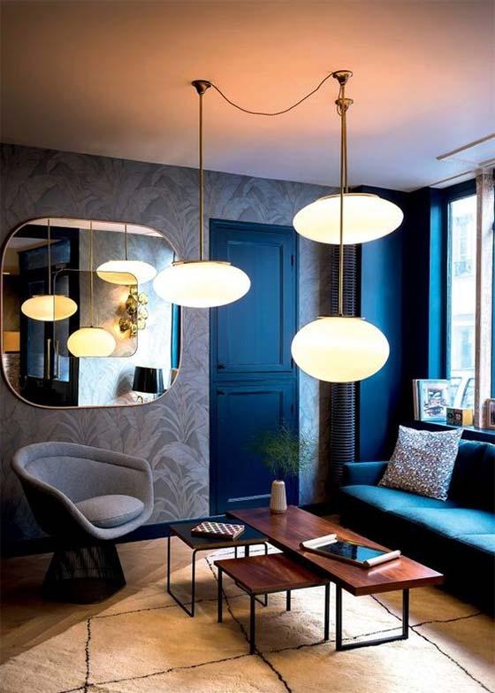 Tendance : décoration colorée pour son salon - Made in Meubles