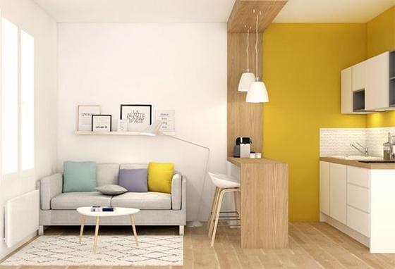 tendance decoration coloree pour son salon made in meubles With couleur mur salon tendance 6 tendance decoration coloree pour son salon made in meubles