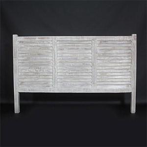 10 conseils pour une d co de chambre vintage made in meubles - Tete de lit bois maison du monde ...
