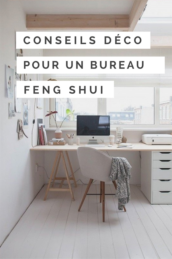 id es d co pour un bureau feng shui made in meublesle blog d co de made in meubles. Black Bedroom Furniture Sets. Home Design Ideas