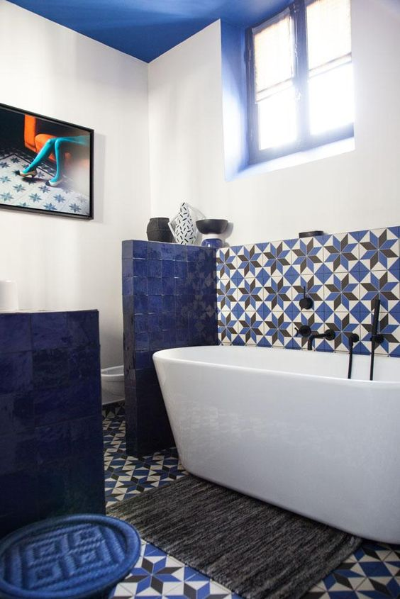 ma salle de bain vintage le blog d co de made in meubles. Black Bedroom Furniture Sets. Home Design Ideas