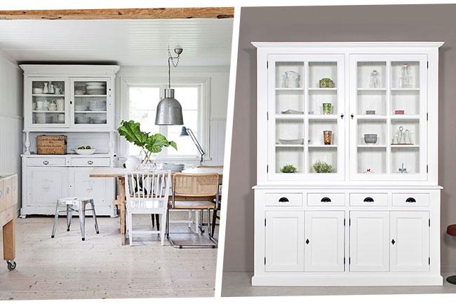 conseils d co pour am nager une cuisine style campagne le blog d co de made in meublesle blog. Black Bedroom Furniture Sets. Home Design Ideas