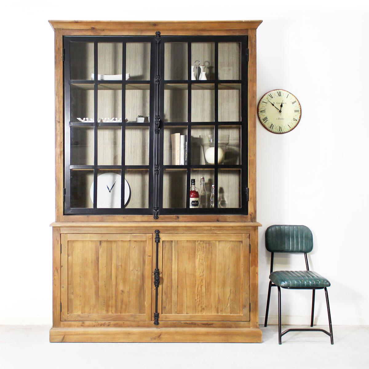 j 39 ose le noir dans ma cuisine type industriel le blog d co de made in meubles. Black Bedroom Furniture Sets. Home Design Ideas