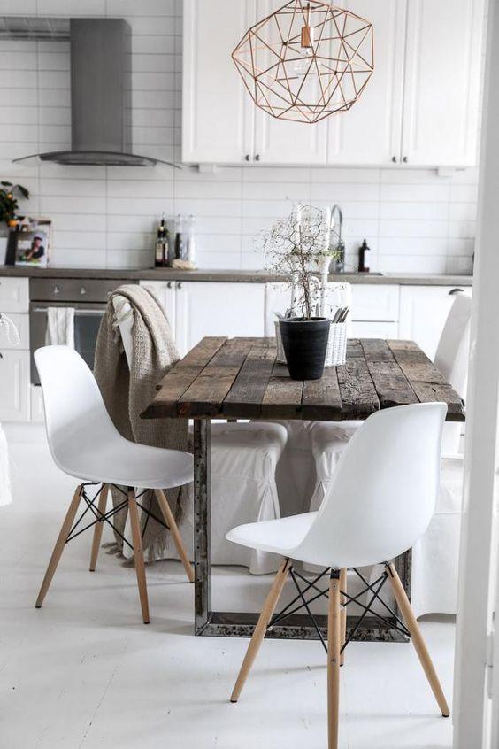 table a manger bois rustique