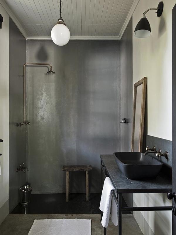 Conseils déco pour choisir son meuble salle de bain metal ...