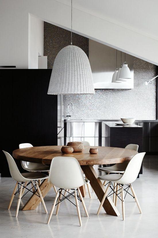 Je Choisis La Table A Manger Moderne Qui Me Plait Le Blog Deco