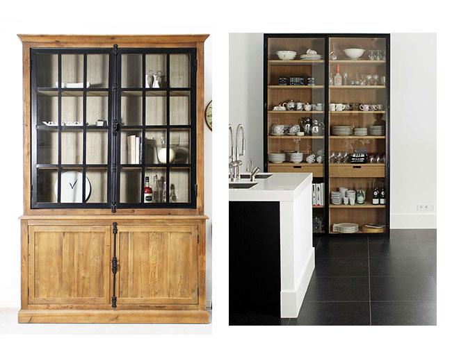 conseils d co pour adopter un vaisselier le blog d co de. Black Bedroom Furniture Sets. Home Design Ideas