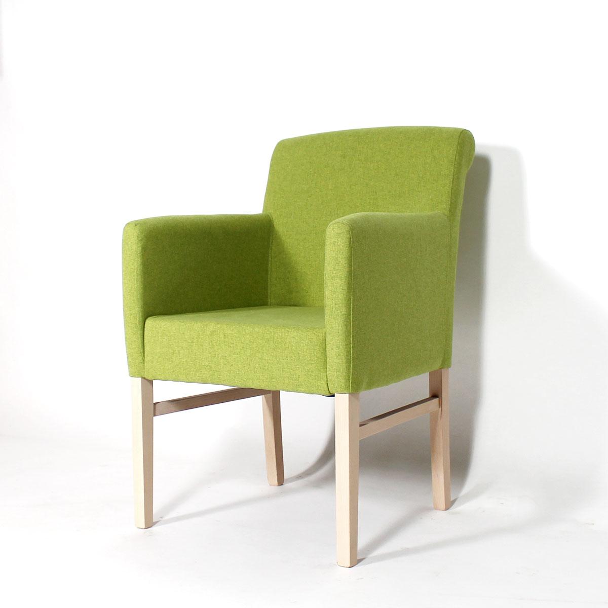 fauteuil cosy confort vert