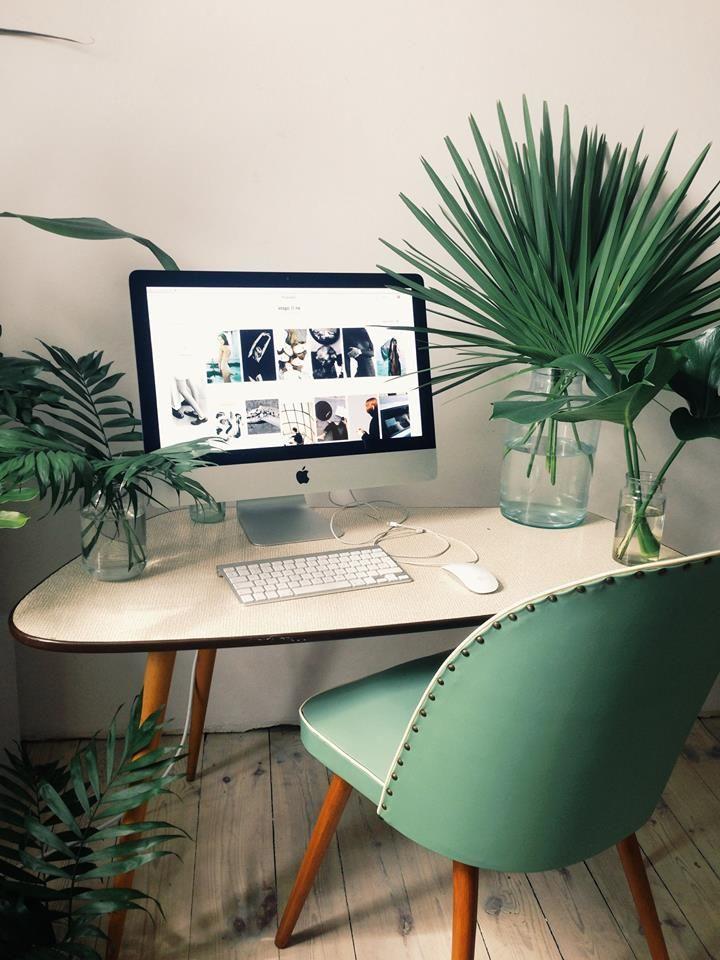 bureau fleurs