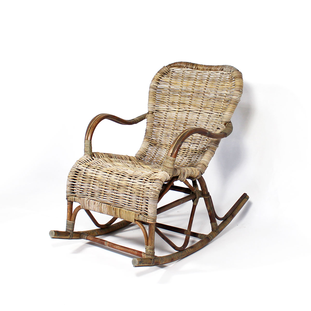 vdl 19 fauteuil rocking chair