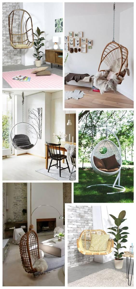comment fixer mon fauteuil suspendu. Black Bedroom Furniture Sets. Home Design Ideas