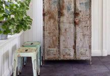 comment renover un meuble industriel