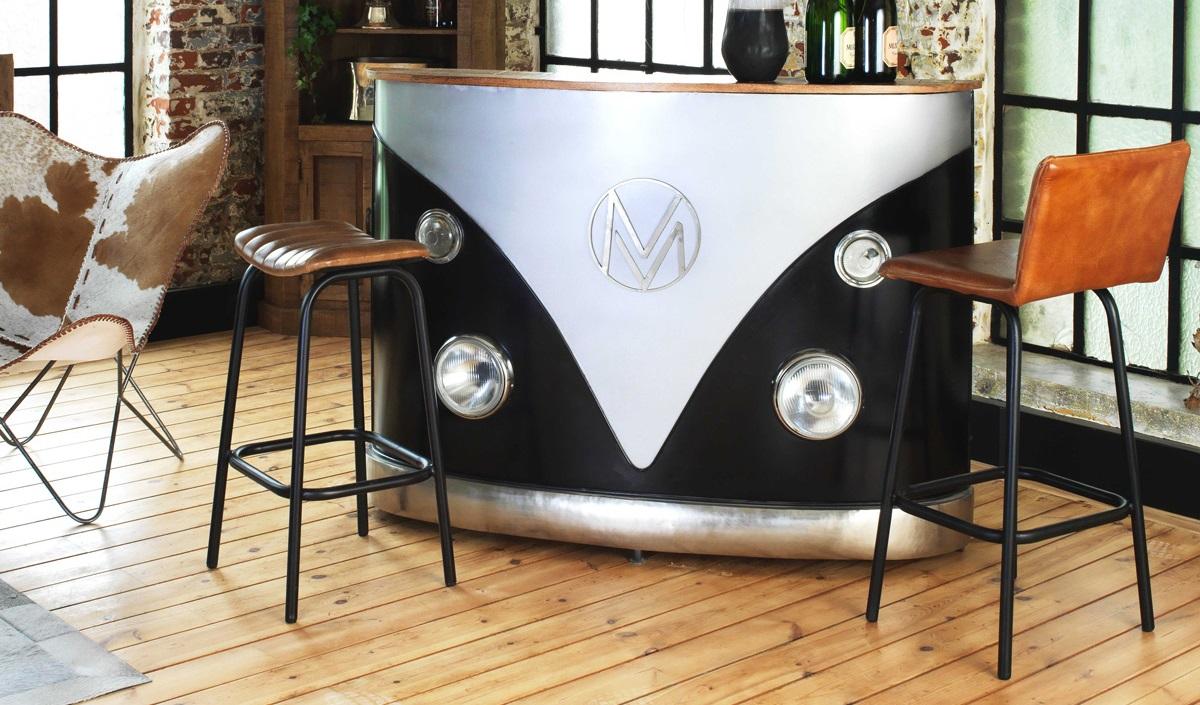 Tout Savoir Sur Le Cuir entretien d'une chaise en cuir de buffle - le blog déco de