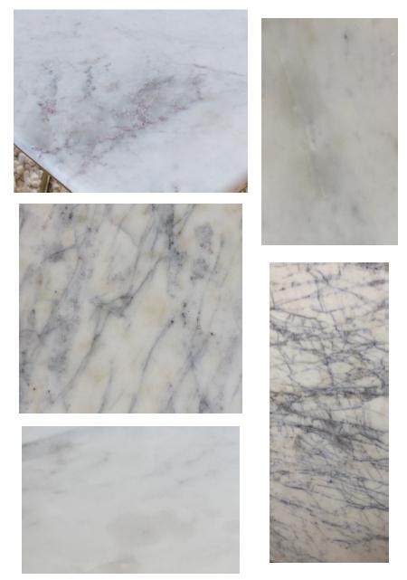 caractéristiques marbre
